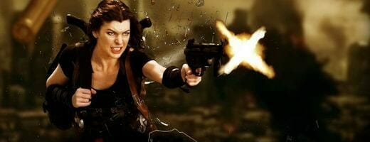Resident Evil Afterlife: Alice is back