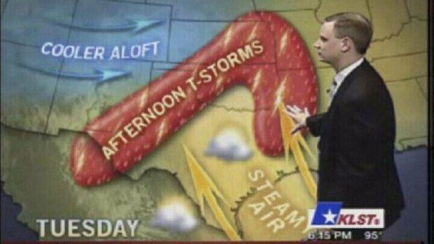 Das Wetter wird spritzig!